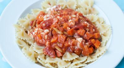 Tomatensauße