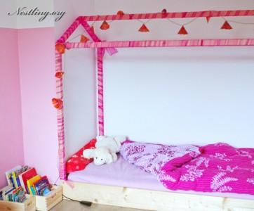 Bodenbett Für Kinder Floor Bed Selber Bauen Nestling