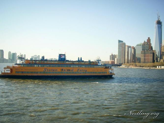 Staten-Ferry