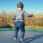 Kleinkinder: Ein Balanceakt zwischen Beschützen und Loslassen