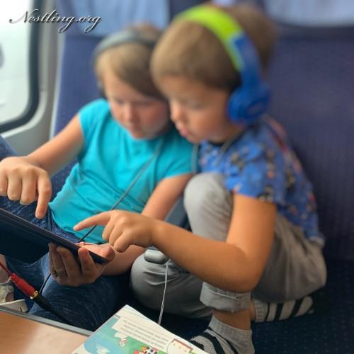 Deutsche-Bahn-Kinderfreundlich