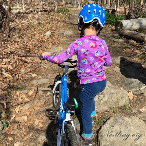 Radfahren-Kinder